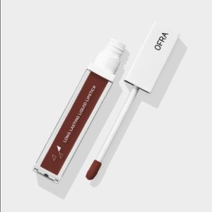 Makeup - Ofra long lasting liquid lipstick Vamy red